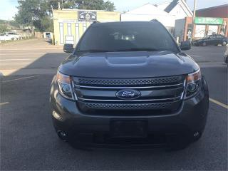 Used 2013 Ford Explorer LIMITED for sale in Hamilton, ON