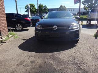 Used 2016 Volkswagen Jetta Sedan Trendline for sale in Waterloo, ON