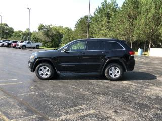 Used 2015 Jeep GRAND CHEROKEE LAREDO 4WD for sale in Cayuga, ON