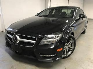 Used 2013 Mercedes-Benz CLS-Class CLS 550 for sale in Burlington, ON