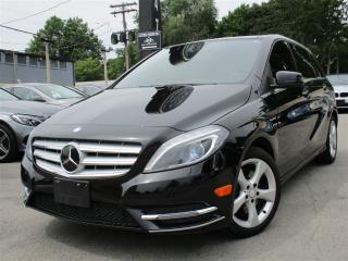 Used 2014 Mercedes-Benz B-Class B250 ~ PANORAMA ROOF ~ 55KMS ~ BACK-UP CAMERA  !! for sale in Burlington, ON