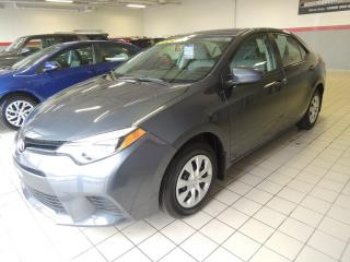 Used 2015 Toyota Corolla for sale in Terrebonne, QC
