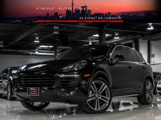 Used 2016 Porsche Cayenne S|TV/DVD|22