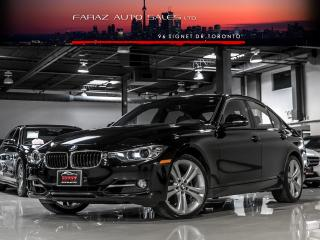 Used 2014 BMW 328i SPORT RED INT X-DRIVE LOADED for sale in North York, ON