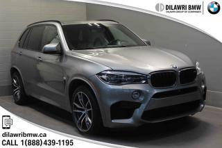 Used 2016 BMW X5 M B & O Sound system, accident free, 1 owner for sale in Regina, SK