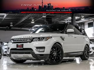 Used 2015 Land Rover Range Rover Sport V6 SUPERCHARGED|HSE|BLINDSPOT|LDW|360CAM|COOLED SEATS|NAVI| for sale in North York, ON