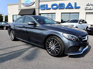 Used 2015 Mercedes-Benz C-Class C400 4MATIC Sedan NAVIGATION CAMERA MORE. for sale in Ottawa, ON