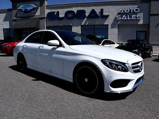 Used 2015 Mercedes-Benz C-Class C400 4MATIC AMG STYLING PKG.NAVIGATION PANOR ROOF MORE... for sale in Ottawa, ON