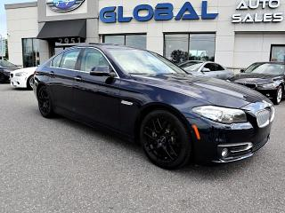Used 2014 BMW 528 i xDrive NAVIGATION REVERSE CAM . for sale in Ottawa, ON