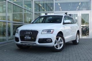Used 2015 Audi Q5 3.0 TDI Progressiv quattro 8sp Tiptronic *Diesel* for sale in Vancouver, BC