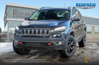 New 2018 Jeep Cherokee 2018 Jeep Cherokee Trailhawk 4x4 SUV for sale in Renfrew, ON
