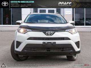 Used 2016 Toyota RAV4 FWD LE LOADED UPGRADE PACKAGE BLUETOOTH AND MORE for sale in Orangeville, ON