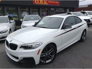 Used 2016 BMW 228i Xdrive-M Performance for sale in Laval, QC