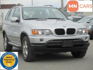 Used 2003 BMW X5 3.0i MINT CONDITION for sale in Ottawa, ON