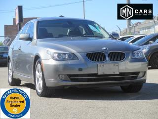 Used 2008 BMW 528 xi 528xi LOW KMs for sale in Ottawa, ON