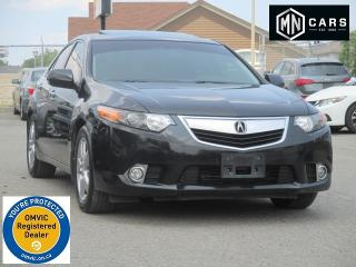 Used 2011 Acura TSX AT with Premium Package for sale in Ottawa, ON