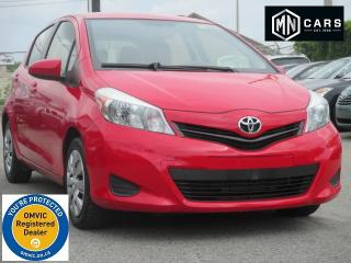 Used 2013 Toyota Yaris LE 5dr w/ CRUISE - A/C - BLUETOOTH for sale in Ottawa, ON