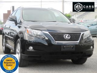 Used 2011 Lexus RX 350 AWD PREMIUM * REAR CAMERA * SUNROOF for sale in Ottawa, ON