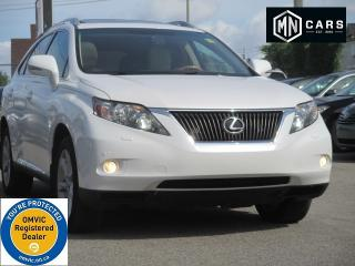 Used 2011 Lexus RX 350 AWD Touring | NAVI | Sunroof for sale in Ottawa, ON