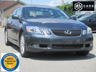 Used 2006 Lexus GS GS 300 AWD for sale in Ottawa, ON
