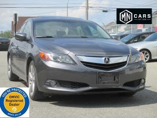Used 2015 Acura ILX AT w/ Premium Package for sale in Ottawa, ON