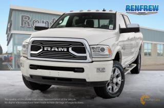 New 2018 RAM 2500 Longhorn 2018 RAM 2500 Laramie Limited 6.7L Cummins Turbo Diesel 4x4 Crew Cab 6' 4