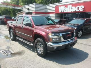 Used 2007 GMC Canyon SLE Crew Cab Tonneau Cover for sale in Ottawa, ON