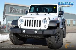 New 2018 Jeep Wrangler JK 2018 Jeep Wrangler JK Sport 4x4 SUV for sale in Renfrew, ON