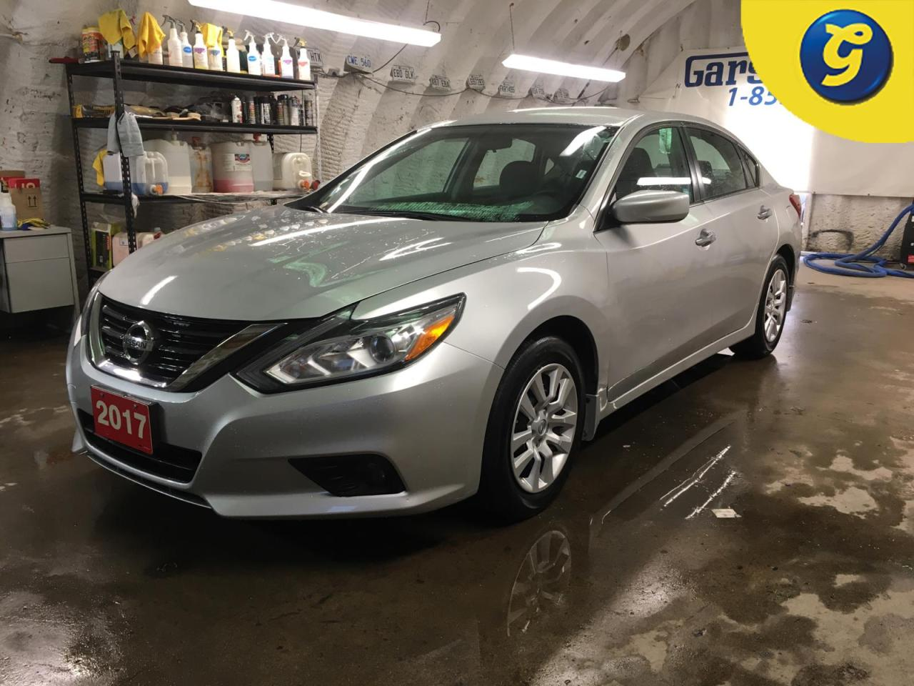 Used 2017 Nissan Altima S*PHONE CONNECT*BACK UP CAMERA*PUSH BUTTON ...
