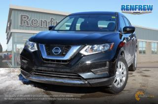 Used 2017 Nissan Rogue 2017 Nissan Rogue S SUV for sale in Renfrew, ON