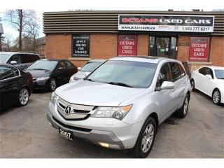 Used 2007 Acura MDX Base for sale in Scarborough, ON
