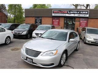 Used 2011 Chrysler 200 LX for sale in Scarborough, ON
