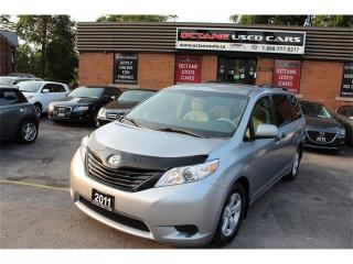 Used 2011 Toyota Sienna LE 7 PASSENGER for sale in Scarborough, ON