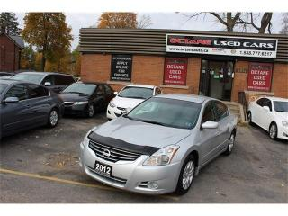 Used 2012 Nissan Altima 2.5 S for sale in Scarborough, ON