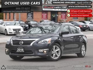 Used 2014 Nissan Altima 2.5 S for sale in Scarborough, ON