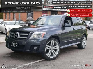 Used 2010 Mercedes-Benz GLK-Class for sale in Scarborough, ON