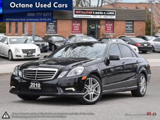 Used 2010 Mercedes-Benz E-Class for sale in Scarborough, ON