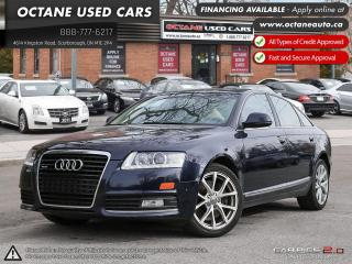 Used 2009 Audi A6 3.0 Premium for sale in Scarborough, ON