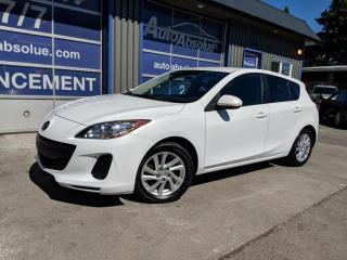 Used 2012 Mazda MAZDA3 Sport/hatch for sale in Boisbriand, QC
