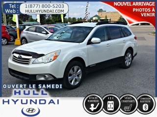 Used 2011 Subaru Outback 2.5i, Mags, Trailor for sale in Gatineau, QC