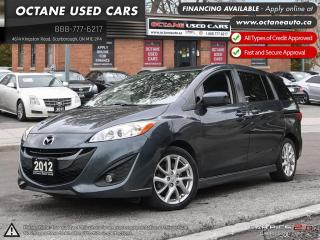 Used 2012 Mazda MAZDA5 GT for sale in Scarborough, ON