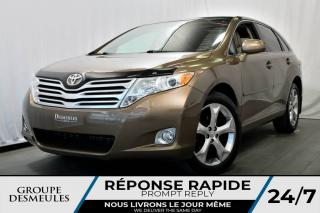 Used 2011 Toyota Venza V6 + CUIR BLANC + TRÈS PROPRE for sale in Laval, QC
