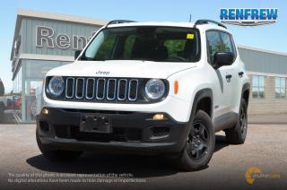 Used 2017 Jeep Renegade 2017 Jeep Renegade Sport 4x4 SUV for sale in Renfrew, ON