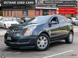 Used 2010 Cadillac SRX Luxury and Performance Collection for sale in Scarborough, ON