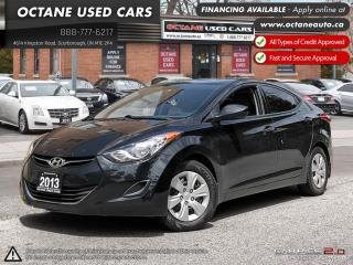 Used 2013 Hyundai Elantra L for sale in Scarborough, ON