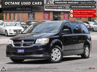 Used 2011 Dodge Grand Caravan SE/SXT for sale in Scarborough, ON
