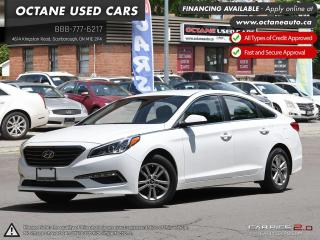 Used 2015 Hyundai Sonata GL for sale in Scarborough, ON