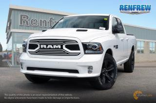 New 2018 RAM 1500 2018 RAM 1500 Sport 5.7L HEMI V8 4x4 Quad / Double Cab 6' 4