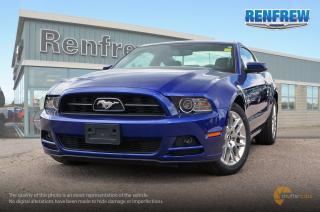 Used 2013 Ford Mustang V6 2013 Ford Mustang Base coupe for sale in Renfrew, ON