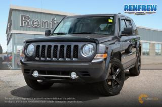 Used 2016 Jeep Patriot Sport/North 2016 Jeep Patriot High Altitude 4x4 SUV for sale in Renfrew, ON